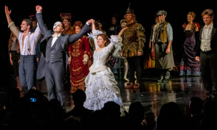 Phantom Back On Broadway!