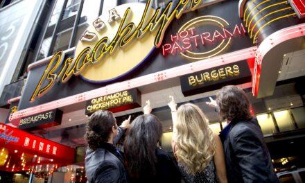 The Brooklyn Diner Musical New York, New York