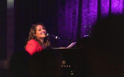 Nicole Zuraitis at Birdland