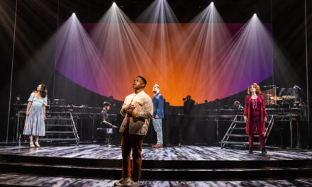 Songs For a New World at Paper Mill Playhouse