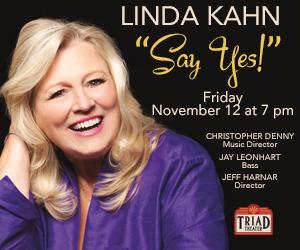 Getting to Know Linda Kahn